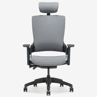 UE 永艺 电脑椅 尼龙脚 Mellet 灰色