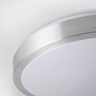 KIMHUAN 金幻 led照明卧室厨卫过道走廊吸顶灯 节能吸顶灯饰灯具 灵空32.5cm_正白光18W