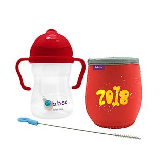 双11预售 : b.box 婴儿吸管杯 240ml