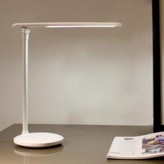 纽曼(Newsmy)台灯卧室床头LED无极调光工作阅读学生学习儿童USB充电台灯LS-8922白色