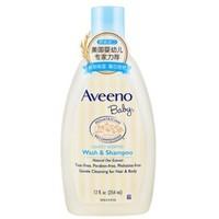 28日14点:Aveeno 艾维诺 婴儿燕麦洗发沐浴露二合一 354ml *3件+凑单品