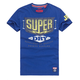 Superdry 极度干燥 SM10557RRK 男士拼色印花T恤