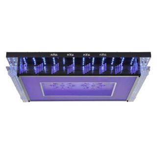 nvc-lighting 雷士照明 NVX1759-4*55 简约LED水晶客厅卧室吸顶灯
