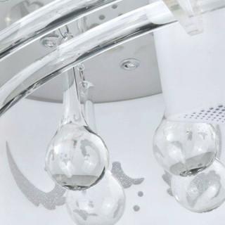 nvc-lighting 雷士照明 NVX1773-2*24A 简约现代LED吸顶灯(带光源)