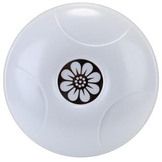 洛林 LED现代简约吸顶灯圆形节能灯具22W日光色 2612