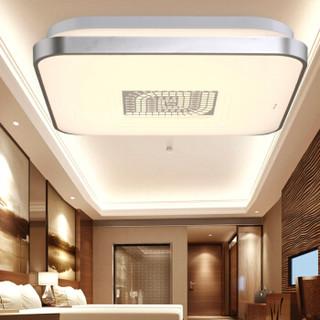 Meite 美特 MT-F3015 现代简约中式LED房间灯 温馨浪漫卧室餐厅吸顶灯
