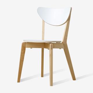 精邦 F04W01 白色凡尔赛会议椅