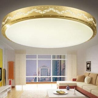 TCL 照明led吸顶灯 现代简约灯具套装 三室一厅A 客厅+主卧+客卧+儿童卧