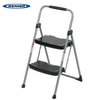 稳耐 家用梯 人字梯子单侧折叠梯多功能二步梯0.9米登高梯室内楼梯222-6CN