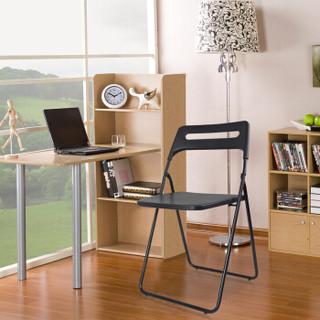 好事达电脑椅办公椅折叠椅子家用便携休闲靠背椅简易可折叠餐椅NP001