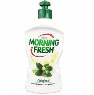 Morning Fresh 洗洁精 晨逸超浓缩洗洁精 原味香型400ml/瓶 *8件