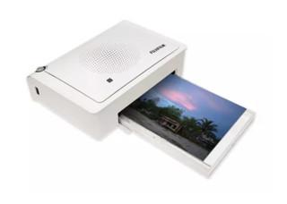 FUJIFILM 富士 instax mini8 照片打印机 (白色)