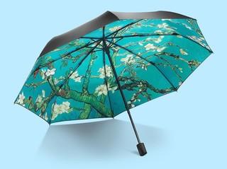 天堂伞 梵高系列 油画折叠晴雨伞