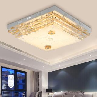 nvc-lighting 雷士照明 梦帘 LED水晶灯 两室两厅套装