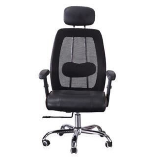 奈高电脑椅家用办公椅人体工学椅升降转椅座椅网布老板椅