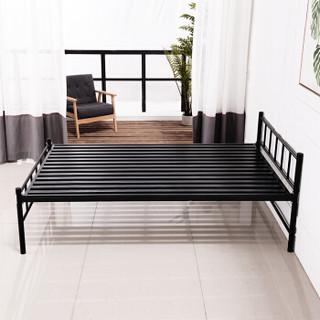 中伟(ZHONGWEI)单人床铁床铁艺家用床午休床宿舍公寓床1500*1900mm
