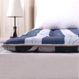 中伟床垫单人床垫宿舍床上下铺寝室床垫子绒垫1900*1800*30mm
