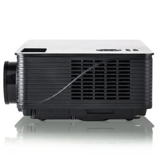 轰天炮(Poner Saund)M5 投影仪 投影机 办公 家用(800P高清宽屏700流明 立体音响效果 6期免息)