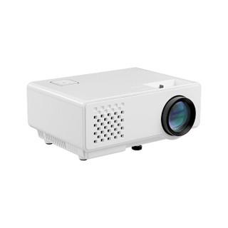 瑞格尔(Rigal)RD-810 投影机 手机投影仪家用(微型便携式投影 无线同屏 小型家庭影院)