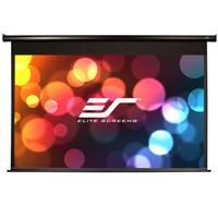 亿立(Elite Screens)120英寸16:9玻纤电动幕布 投影幕布 投影仪幕布 投影幕(Electric120H-E12 支持联动)