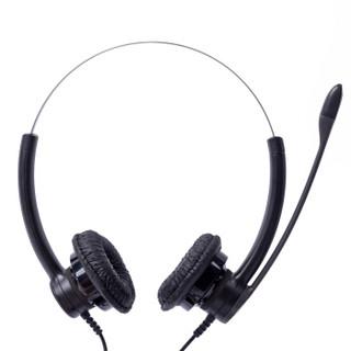 缤特力(Plantronics)SP12-QD 头戴式坐席耳机耳麦 /话务员