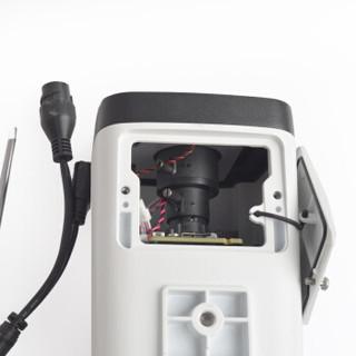 大华(dahua)600万H.265电动变焦4灯红外夜视网络摄像机DH-IPC-HFW4631F-ZSA 镜头2.7mm~13.5mm