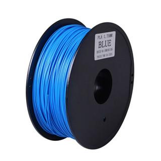 富士樱(FUSICA)3D打印机耗材 PLA线材 1KG 1.75mm 蓝色