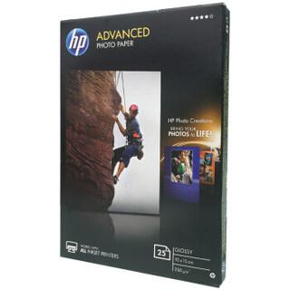 惠普 HP Q8691A 高级光面照片纸(25张)