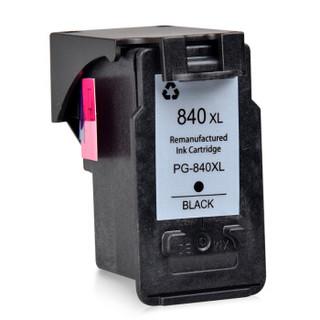 天威(PrintRite)PG840墨盒 黑色 适用Canon MG3680 TS5180 MX538 MX528 458 398 378 438 518 MG4280 4180