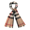 BURBERRY 博柏利 40041961 羊绒混纺围巾