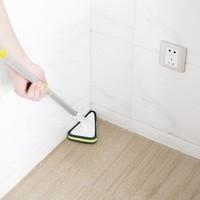 饰千家 刷子长柄地板刷浴室刷 卫生间厕所地刷瓷砖清洁浴室浴缸刷 厨房去油污 海绵刷