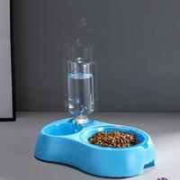 狗碗狗盆猫咪猫碗狗食盆自动饮水器