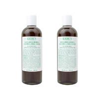 Kiehl's 科颜氏 小黄瓜植物爽肤水 500ml 2瓶装 +凑单品