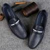 hiylla boy G226 男士一脚蹬休闲皮鞋 98元(需用券)