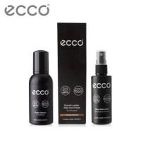 ECCO爱步 光皮鞋护套装 xh1 黑色