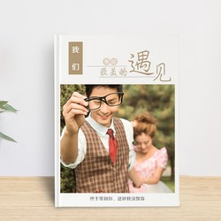 SPLENDID 亮丽 照片冲印 24P照片书 12英寸 简装