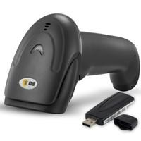 Comet 科密 EW-7300 无线一二维码扫描枪 (便携式、640x480dpi)