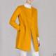Mo&Co. MT153OVC16Y28 女士羊毛混纺大衣
