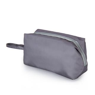 卡拉羊(Carany)洗漱包洗漱袋旅行收纳包男女旅游便携出差迷你小包包CX0291深灰