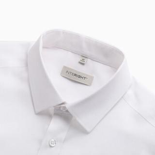 InteRight 男士商务免烫长袖衬衫