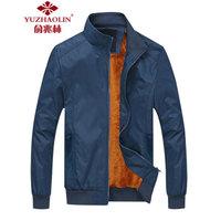 京东PLUS会员 : YUZHAOLIN 俞兆林 6601 男士加绒夹克 *3件
