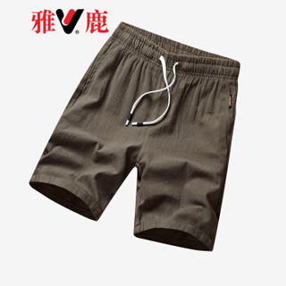 雅鹿 1826 男士休闲短裤