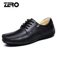 ZERO 9892 男士柔软手工皮鞋 系带款 黑色 40