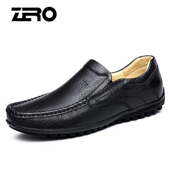 ZERO 9892 男士柔软手工皮鞋