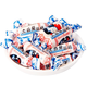 白菜党:大白兔 散装奶糖 200g 简装 6.8元包邮(需用券)
