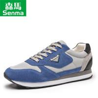 Semir 森马 BD556301 男士休闲运动鞋