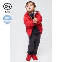C&A  200209471 儿童连帽棉服 *3件