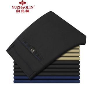 YUZHAOLIN 俞兆林 YZL118 男士直筒休闲长裤