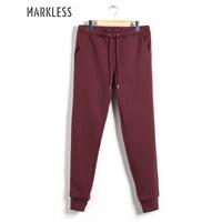 Markless CKA4849M 男士小脚休闲裤
