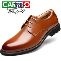 CARTELO 1511 男士正装加棉皮鞋